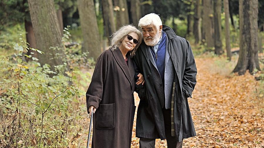Mario Adorf und Hannelore Elsner in dem Film