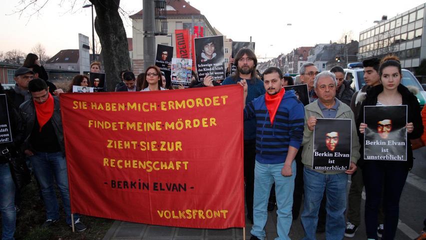 Proteste am Rande des Filmfestival Türkei/Deutschland