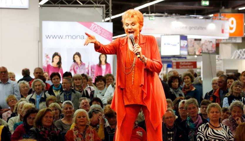 Gesundheit, Mode und Reisen im Alter: Die inviva-Seniorenmesse