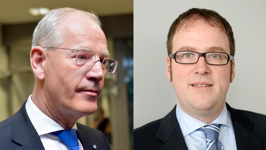 In Erlangen unterlag Amtsinhaber Siegfried Balleis (CSU) überraschend deutlich Herausforderer Florian Janik von der SPD. Janik erhielt fast 64 Prozent der Stimmen.