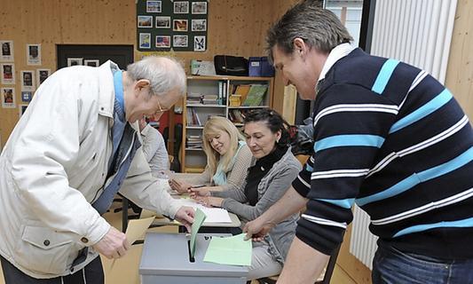Es bleibt bei der absoluten Mehrheit für die SPD