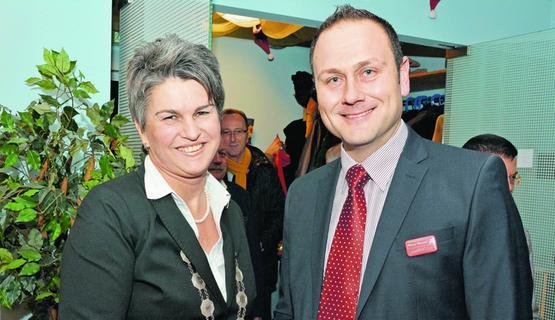 Oberasbach: Birgit Huber siegt in der Stichwahl