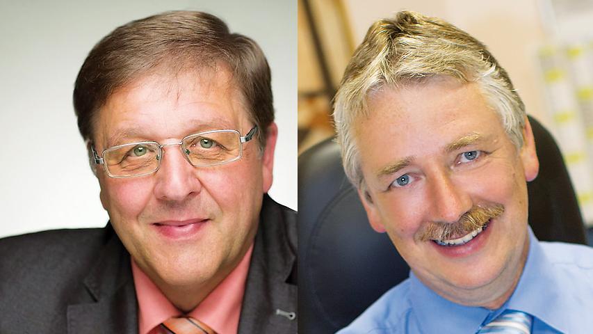 Ohne einen Sieger ging auch die Landratswahl in Neustadt/Aisch-Bad Windsheim aus. In der Stichwahl treten nun Helmut Weiß (CSU) und Reinhard Streng (FWG/UWG) gegeneinander an.