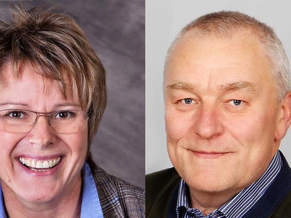 Carolin Braun (SPD) fordert in Dietfurt Christian Linz (CSU) in der Stichwahl heraus.