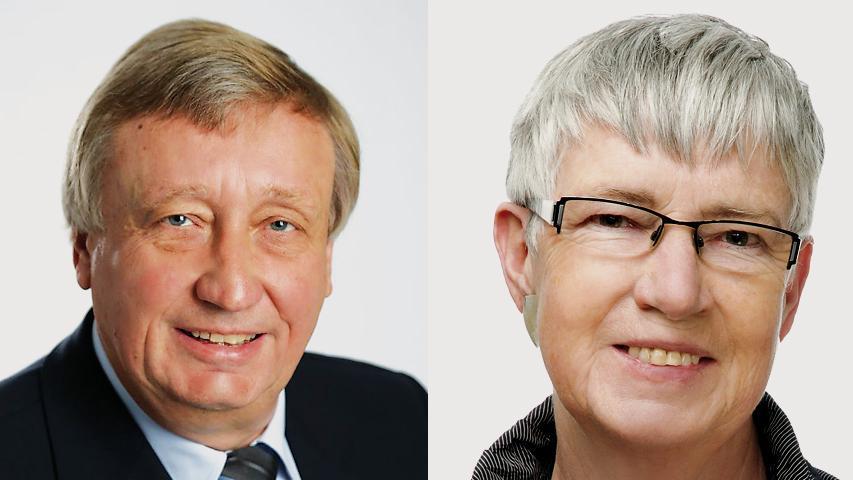 Die Stichwahl um den Chefsessel im Poxdorfer Rathaus konnte Paul Steins (CSU) mit 58 Prozent der Stimmen für sich entscheiden. Gunhild Wiegner (FW) hatte das Nachsehen.