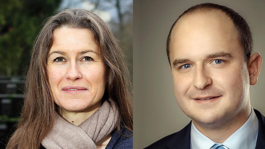 Christiane Meyer (NLE) ist neue Bürgermeisterin von Ebermannstadt. Die 41-jährige Architektin setzte sich mit etwa 150 Stimmen Vorsprung gegen Sebastian Götz (MOG) durch. Dieser wurde von der CSU und der Wählergemeinschaft Mühlbachtal/Oberland/Gasseldorf, Meyer von den Freien Wählern, der SPD und ihrer Neuen Liste Ebermannstadt (NLE) unterstützt.