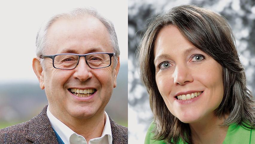 In Spardorf löst die junge Birgit Herbst (Neue Liste Spardorf) Amtsinhaber Bernd Höhlein (FW) ab. Sie erhielt in der Stichwahl 62 Prozent der Stimmen.