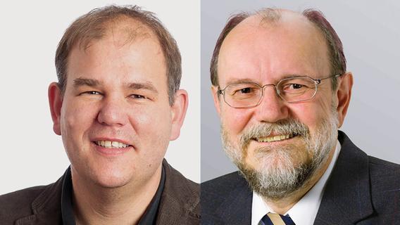 Thomas Fischer ist neuer Bürgermeister von Möhrendorf
