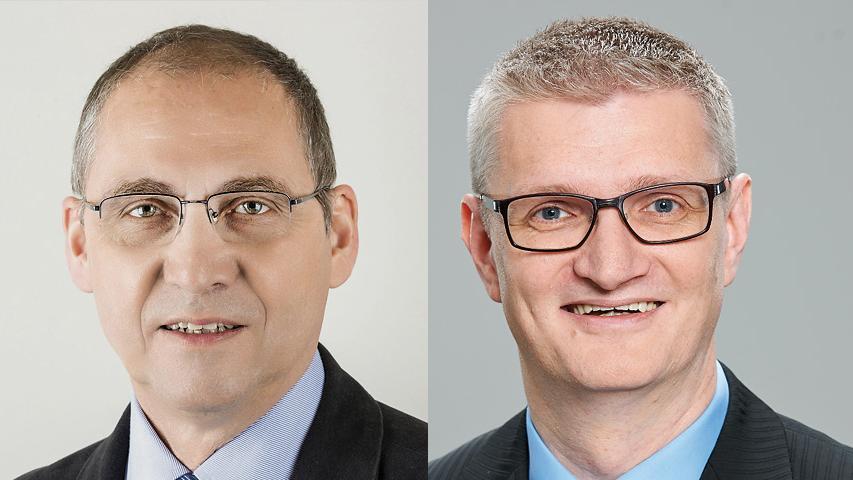 Der bisherige 2. Bürgermeister Gerd Zimmer (SPD) steht künftig an der Spitze der Gemeinde Hausen. 52,28 Prozent gaben ihm seine Stimme in der Stichwahl gegen Bernd Ruppert von der CSU.
