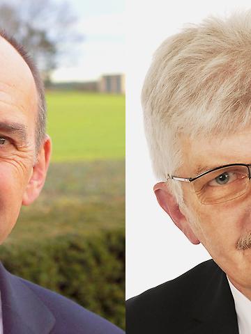 Der neue Gemeinderat in Weisendorf steht fest, wer ihn führen wird, ist noch offen. Am 30. März wird eine Stichwahl entscheiden, wer erster Bürgermeister wird: Hans Kreiner (CSU) oder Heinrich Süß (UWG).