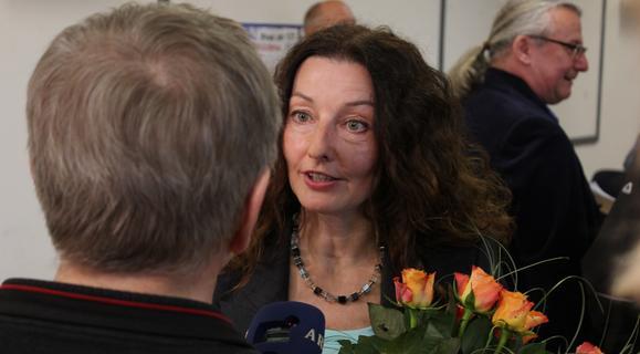 Carda Seidel bleibt Oberbürgermeisterin von Ansbach