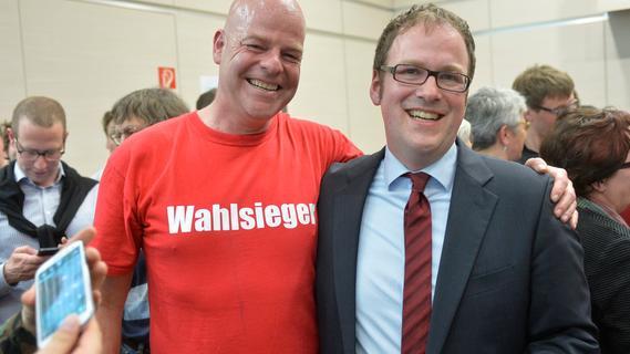 Dr. Florian Janik: Erlangens Oberbürgermeister im Porträt