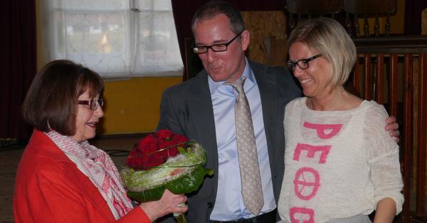 Rohr wählt Felix Fröhlich (SPD) zum Bürgermeister
