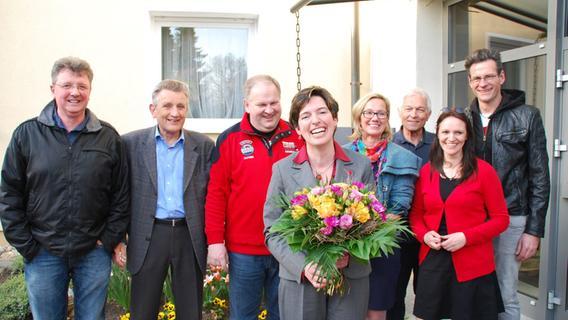 Neunkirchen am Sand: Martina Baumann siegt in der Stichwahl