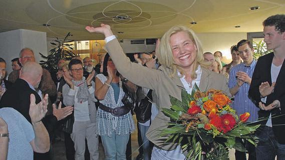 Eckental: Ilse Dölle triumphiert in der Stichwahl