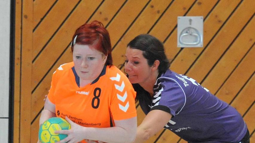 """""""Final Four"""": Handball-Damen des 1. FC Schwand gegen Heroldsberg"""