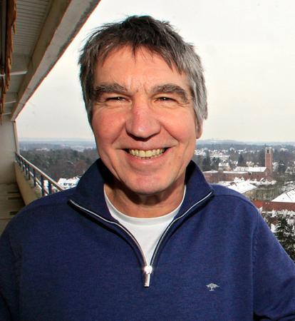 Seit dem ersten Gastspiel des Sinnerparcours im Jahr 1989 ist Hartmut Ühlein beim Erfahrungsfeld-Team dabei.