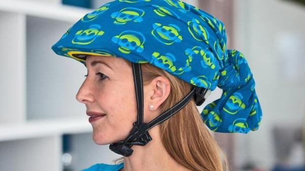Sicher mit Fahrradhelm - Wir zeigen Ihnen, wie das geht
