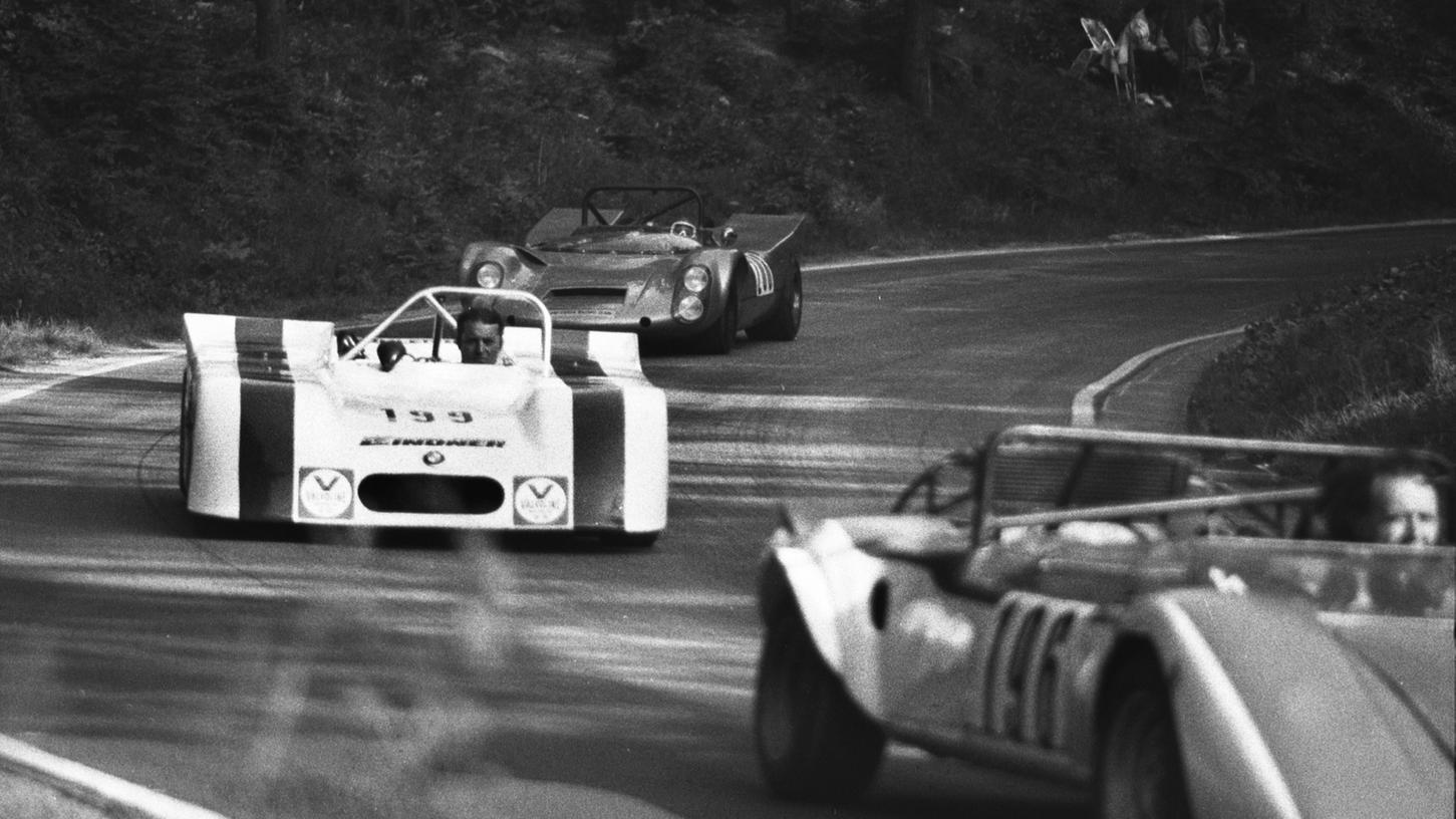 Von 1968 bis 1982 wurde der Mariahilfberg zur Rennstrecke umfunktioniert.  Tausende Besucher strömten zu den Rennen und bestaunten - bis auf Formel-1 -  alle Fahrzeugklassen.