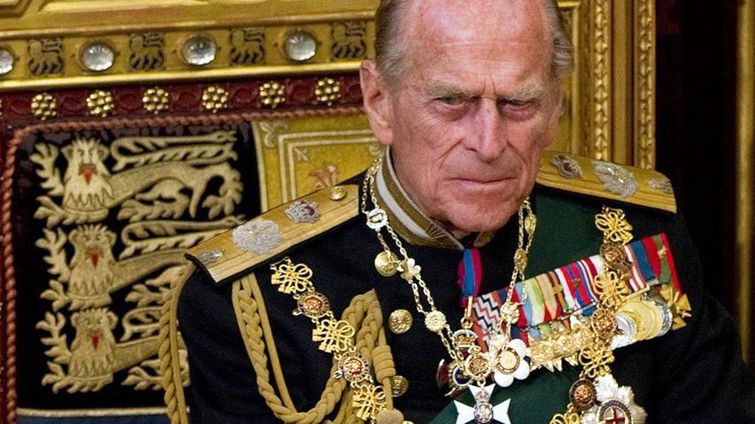 Am 10. Juni 2011 feierte Prinz Philip, Herzog von Edinburgh und seit über 60 Jahren Ehemann der Queen, seinen 90. Geburtstag.