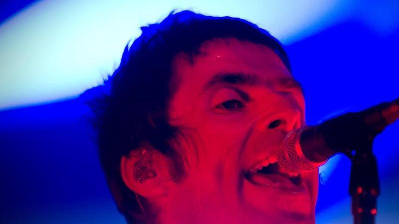 Da singt doch jeder gerne und hingebungsvoll mit: Liam Gallagher performte 1995