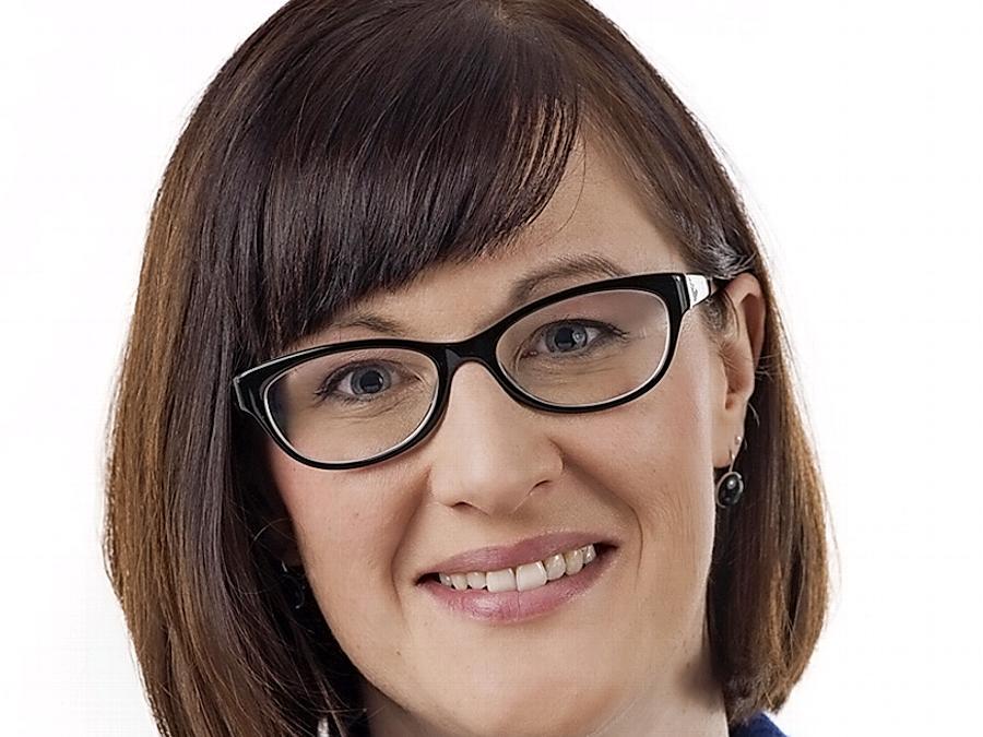 Kultur-Kopf der Grünen: Britta Walthelm.