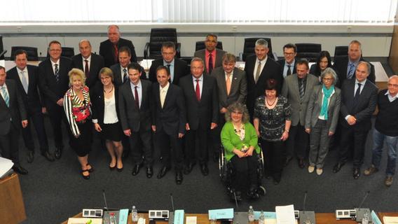Nürnberger Land: 23 neue Kreisräte nehmen ihre Arbeit auf