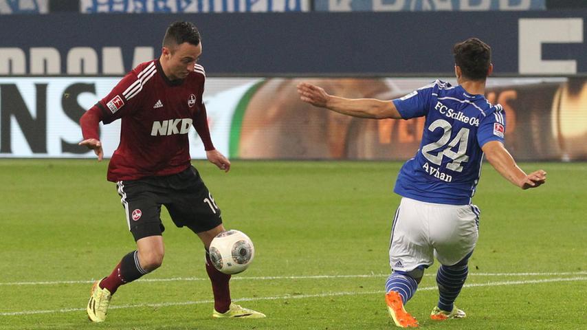 Die Abstiegs-Noten: Balitsch und Hlousek fallen auf Schalke ab