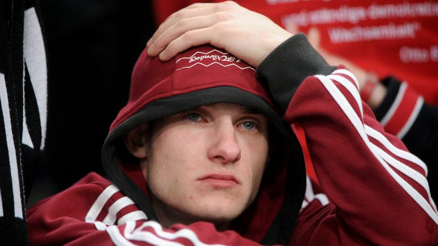 Trauerspiel zum Abschied: Club vergeigt es auch auf Schalke