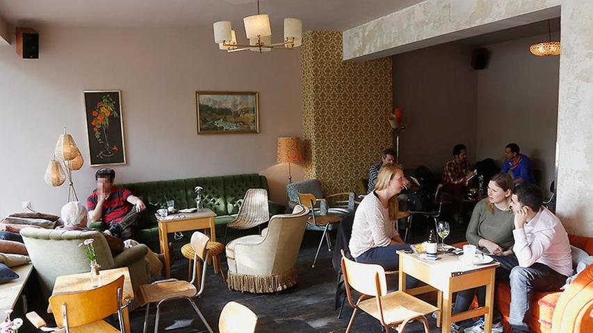 Café Katz, Nürnberg
