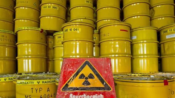 Kommt das Endlager für Atommüll ins Nürnberger Land?