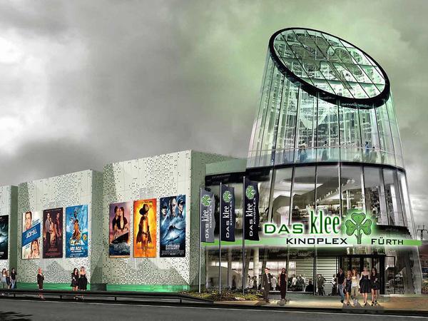 Der einst geplante extravagante Glaskegel für das Multiplex-Kino jedoch wird notwendigen Einsparungen zum Opfer fallen.
