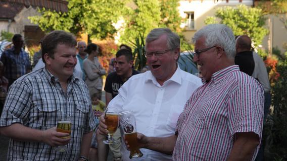 Konrad Ochs ist neuer Bürgermeister von Kunreuth
