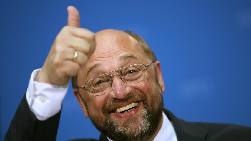 Eschweiler, Brüssel, Berlin: Der Aufstieg des Martin Schulz