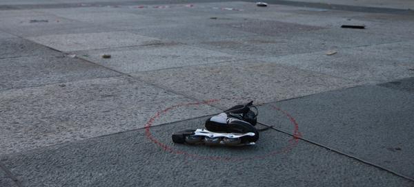 Raser tötete 18-jährige Skaterin: Einsatzleiter im Podcast
