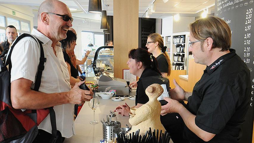 Kaffeerösterei Bogatz, Forchheim