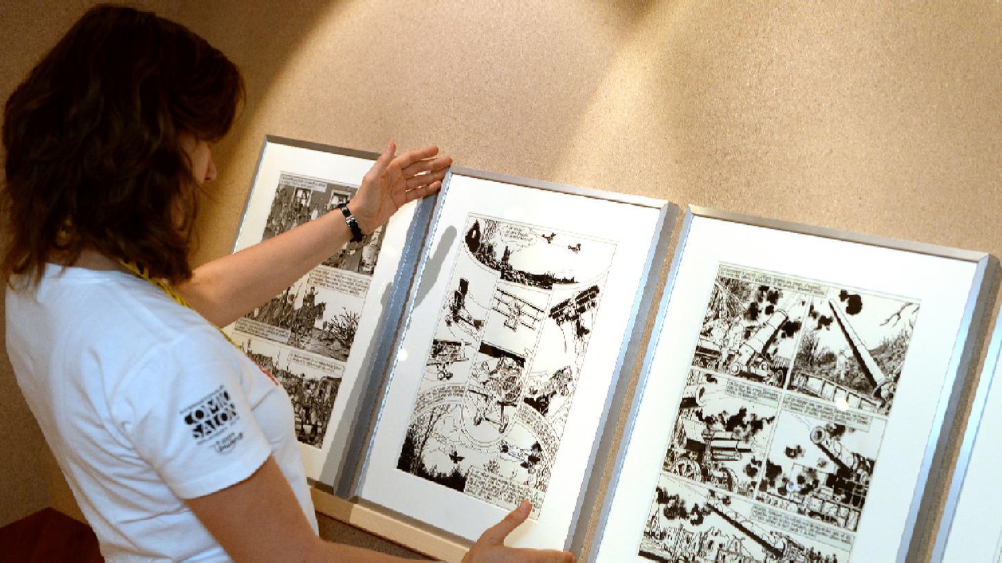 Auch die regionale Comic-Szene hat vieles zu bieten. Deshalb wird über ein Comic-Museum nachgedacht.