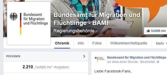 Das Bundesamt für Migration und Flüchtlinge hat die personelle Reißleine gezogen, nachdem ein Mitarbeiter mit rassistischen Kommentaren auf Facebook für einen Eklat sorgte.