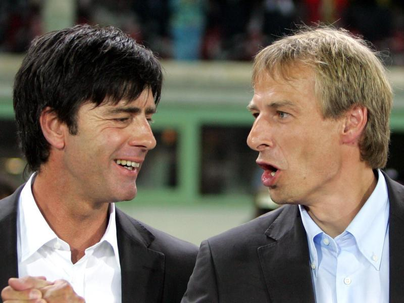 Die Teams von Joachim Löw und Jürgen Klinsmann treffen beim Gruppenfinale aufeinander.