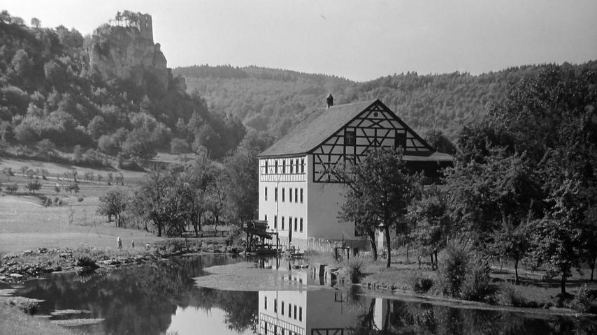 Wandel der Zeit: Die Fränkische Schweiz vor 80 Jahren