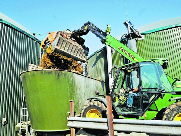 Einen Dämpfer erhalten auch die Biogasanlagen — mit entsprechenden wirtschaftlichen Auswirkungen vor Ort.