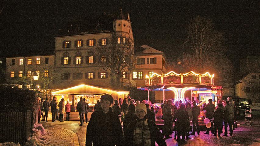 Treuchtlinger Schlossweihnacht