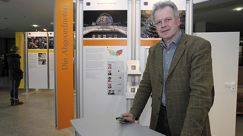 Der Bildungsberater Harald Weinberg aus Ansbach wurde in seinem heimischen Wahlkreis in den Bundestag gewählt. (Klicken Sie hier für mehr Infos zu Harald Weinberg)