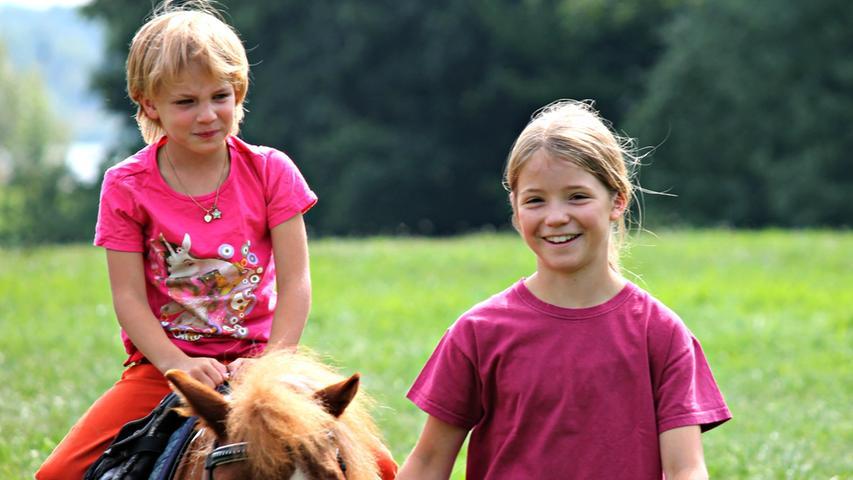 Familien-Sommerfest am Altmühlsee mit Ponys und Schatzsuche