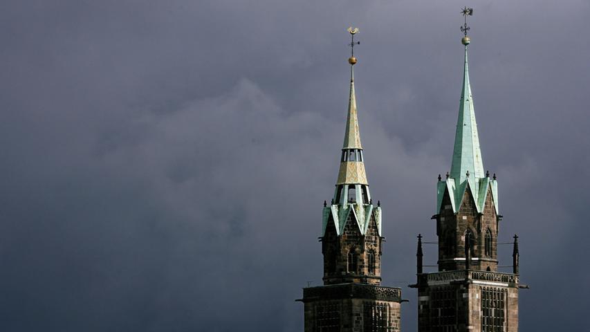 Zehn Fakten, die Sie noch nicht über die Lorenzkirche wussten