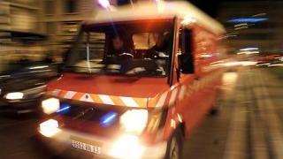 75.000 Euro Sachschaden: Balkon stand in Ornbau in Flammen