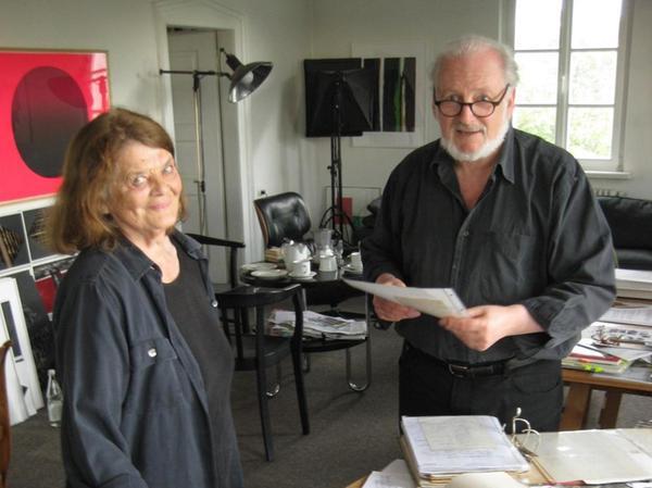 Fischer und seine Frau, die Künstlerin Liselotte Spreng waren ab Mitte der 60er mit Marieluise Fleißer befreundet.