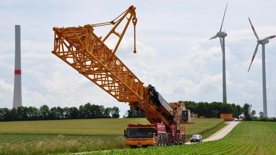 Weißenburg: Windpark errichtet vier neue Windkraftanlagen