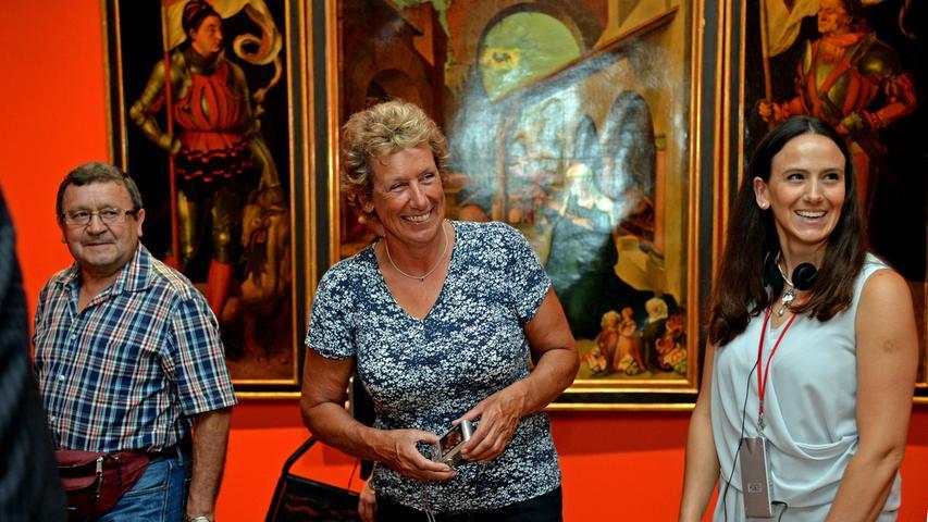 Interessierte können am 14. und 28. September, 12. und 26. Oktober sowie am 9. 23. November jeweils um 14 Uhr die Aufführugen im Albrecht-Dürer-Haus besuchen.