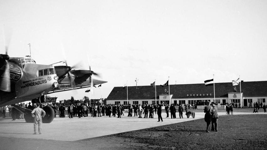Streng genommen existierte noch ein weiteres Vorgängermodell, doch dieser Airport trug nicht umsonst den Namen